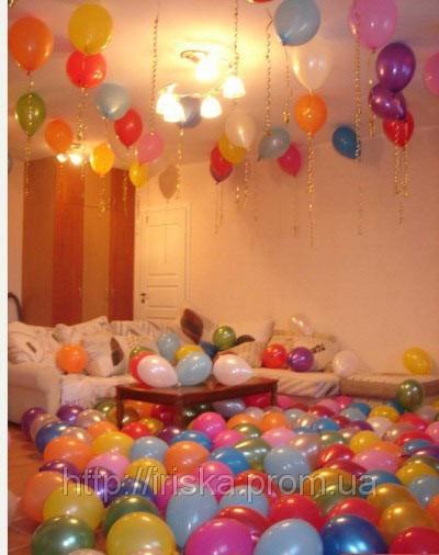 Как украсить комнату ко дню рождения своими